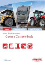 CORTECO CASSETTE SEALS