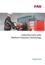 INDUCTION UNITS WITH MEDIUM FREQUENCY TECHNOLOGY