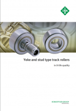 YOKE AND STUD TYPE TRACK ROLLER (PWKR;PWKR)