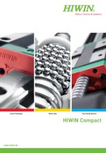 HIWIN PRODUCTS CATALOGUE