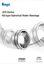 KOYO RZ- TYPE SPHERICAL ROLLER BEARINGS