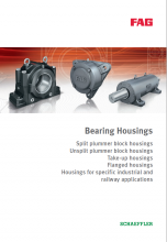 FAG Bearing Housings