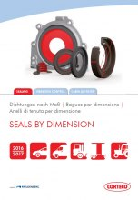 CORTECO SEALS BY DIMENSION