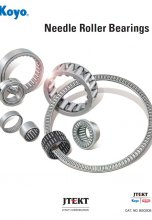 KOYO NEEDLE ROLLER BEARINGS