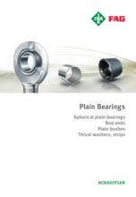 INA FAG Plain Bearings