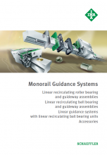 INA Monorail Guidance Systems